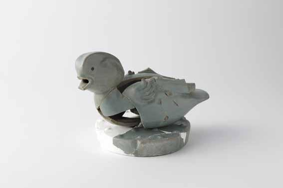 Cover of Mandarin Duck-shaped Incense Burner, 15.0 x 22.0 x 8.0 cm