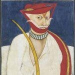 Ram Rao Phalke, Gwalior, circa 1865, San Diego Museum of Art, Edwin Binney 3rd collection 1990:1022 © San Diego Museum of Art