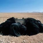 Passage (2001) by Shirin Neshat, production still © Shirin Neshat, Courtesy Gladstone Gallery, New York and Brussels