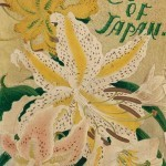 Front cover of the 1907 Lilies of Japan catalogue