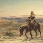 The Remnants of an Army: Jellalabad, January 13th, 1842