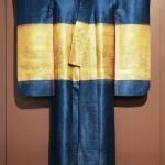 Dancer's costume, silk, Japan. Gift of Mrs David L Cofield