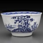 Teabowl, about 1765-1770, John Bartlam