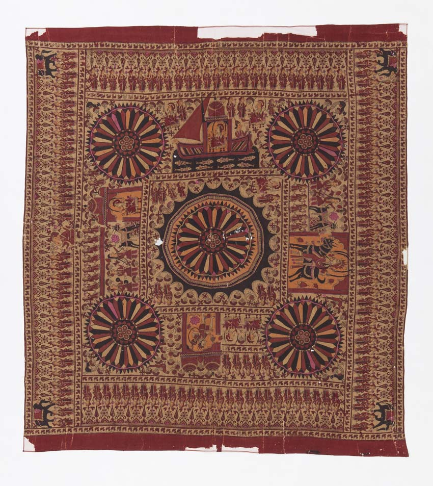 Canopy, matani chandarvo, for goddesses