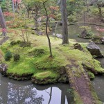Saiho-ji Temple, Kyoto, also known as Kokedera (the moss temple)