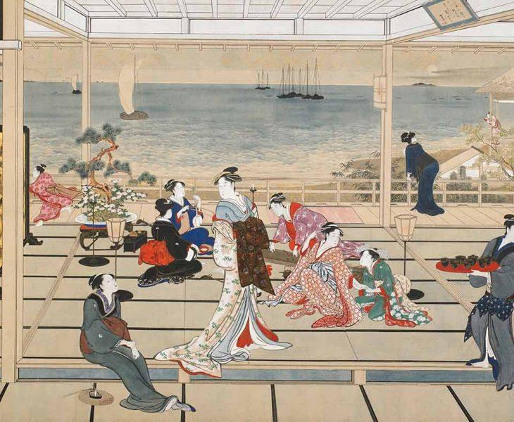 Inventing Utamaro