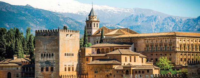 Andalusia's complex history comprises successive invasions from the Phoenicians, Romans, Visigoths and the Islamic Moors who have left their rich cultural legacies on the landscape of Spain. The Moors, part of the Umayyad dynasty, were mainly a mixed race of Berbers and Arabs who crossed into Spain via Gibralta from North Africa in 711, and in three years, with only a small army, completed an invasion of most of Christian Spain. Only the far north resisted and the newly conquered area that became Al-Andalus. This Islamic presence in Spain under the Caliphate spanned from the 8th to the end of the 15th century, exerting a profound cultural influence on the region, which is still visible today. The was a great explosion of art, culture and science, something that had not been seen in Europe on this scale before. First great flowering was in Cordoba, which by the late 8th century, had become the brightest, wealthiest, and busiest city in Europe. This change was the cause of one man – Abd al-Rahman I, an exile from Damascus. His family were victims of the civil war between the Umayyad and Abbasid dynasties during the Abbasid Revolution (748-750) for the control of Damascus. Thrown into exile, after many years of travelling and quests for power, he eventually adopted Cordoba as his new home and became the first Caliph of Al- Andalus – establishing a new Umayyad dynasty in Spain. Here, Abd al-Rahman attempted to recreated the splendours of Damascus in Spain – a paradise on Earth. Many philosophers, scientists and artists began to flock to Cordoba as a seat of great learning – creating a cultural revolution. During the golden age in 9th and 10th centuries, the three religions of Islam, Christianity, and Judaism lived in relative harmony. In Cordoba, the conquering Moors made no effort to make the Christians and Jews to convert to Islam. For over 200 years, the religions tolerated each other creating a unique culture – Andalusi – which was tolerant society that adopted the 