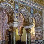 Mujedar palace Alcazar Seville