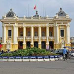 The Hanoi Opera House, built between 1901-11 during the French colonial administration. Photo: Denise Heywood