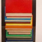 Books on Books (2007) by Liu Ye, oil on canvas, private collection
