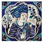 Tile, Iran, 17th century © Victoria and Albert Museum, London