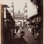 Char Minar, Hyderabad, by Lala Deen Dayal, 1880s. Photos: John Falconer