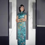 Oei Huilan (the former Madame Wellington Koo), 1943. Photo: Courtesy of the Metropolitan Museum of Art, Photograph by Horst, Horst/Vogue, © Condé Nast