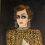 Someone from the Past,1980, Raad Zeid Al-Hussein Collection © Raad bin Zeid