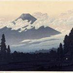 Near Susono (Susono fukin) (1930) (Showa 5 nen) by Kawase Hasui