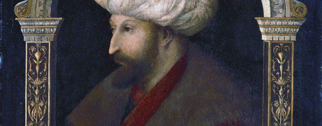 portrait sultan
