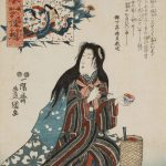 Parodies of the Six Immortal Poets (1848) by Ichiyosai Toyokuni
