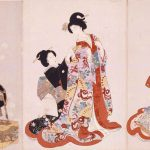 The Dressing by Yooshu Chikanobu