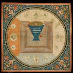 Cosmological-Mandala-with-Mount-Meru