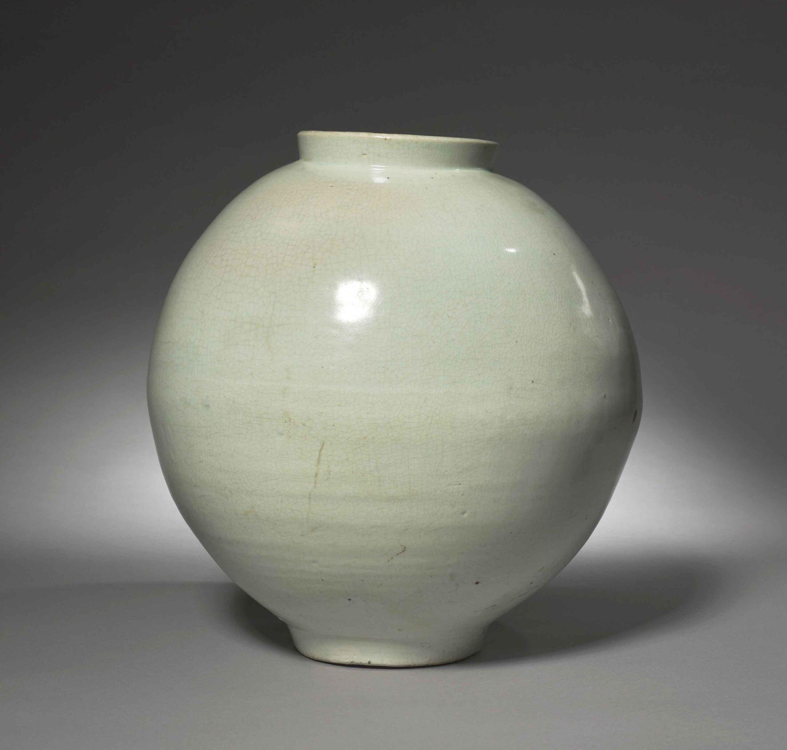 Korean-Jar, stories from storage