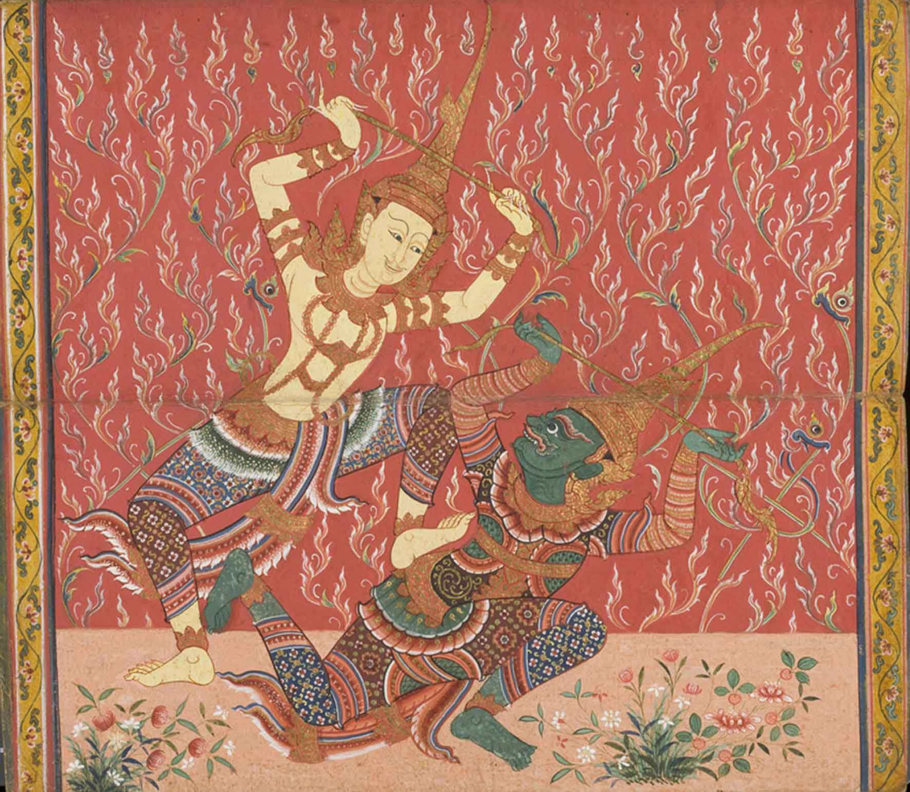 Thai-Manuscript