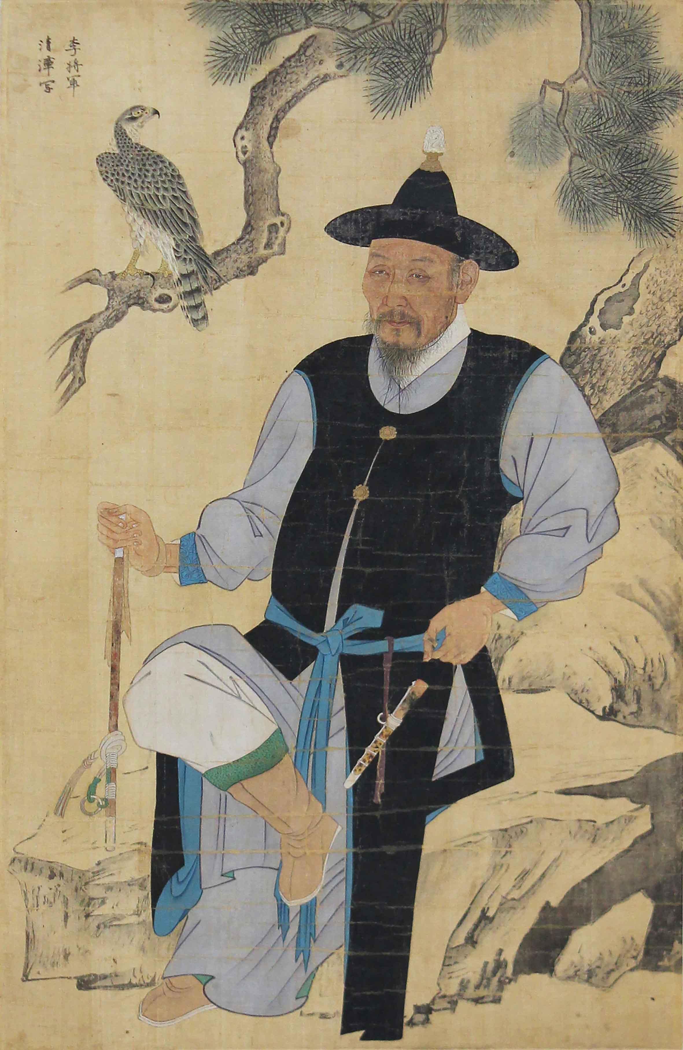Portrait-of-Lee-Sam-korean-portraity